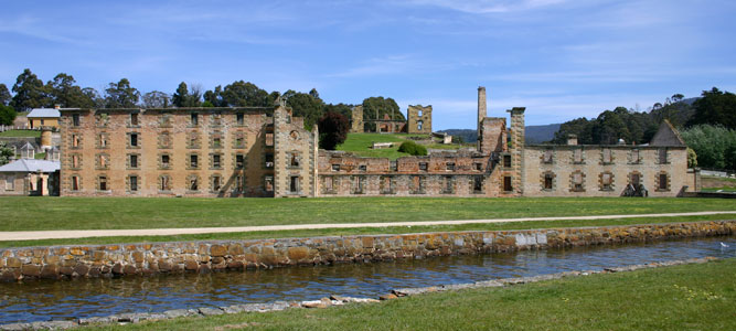 Port Arthur &#038; The Tasman Peninsula
