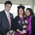 Tasmaian Life Magazine Think Pink Race Day 2012